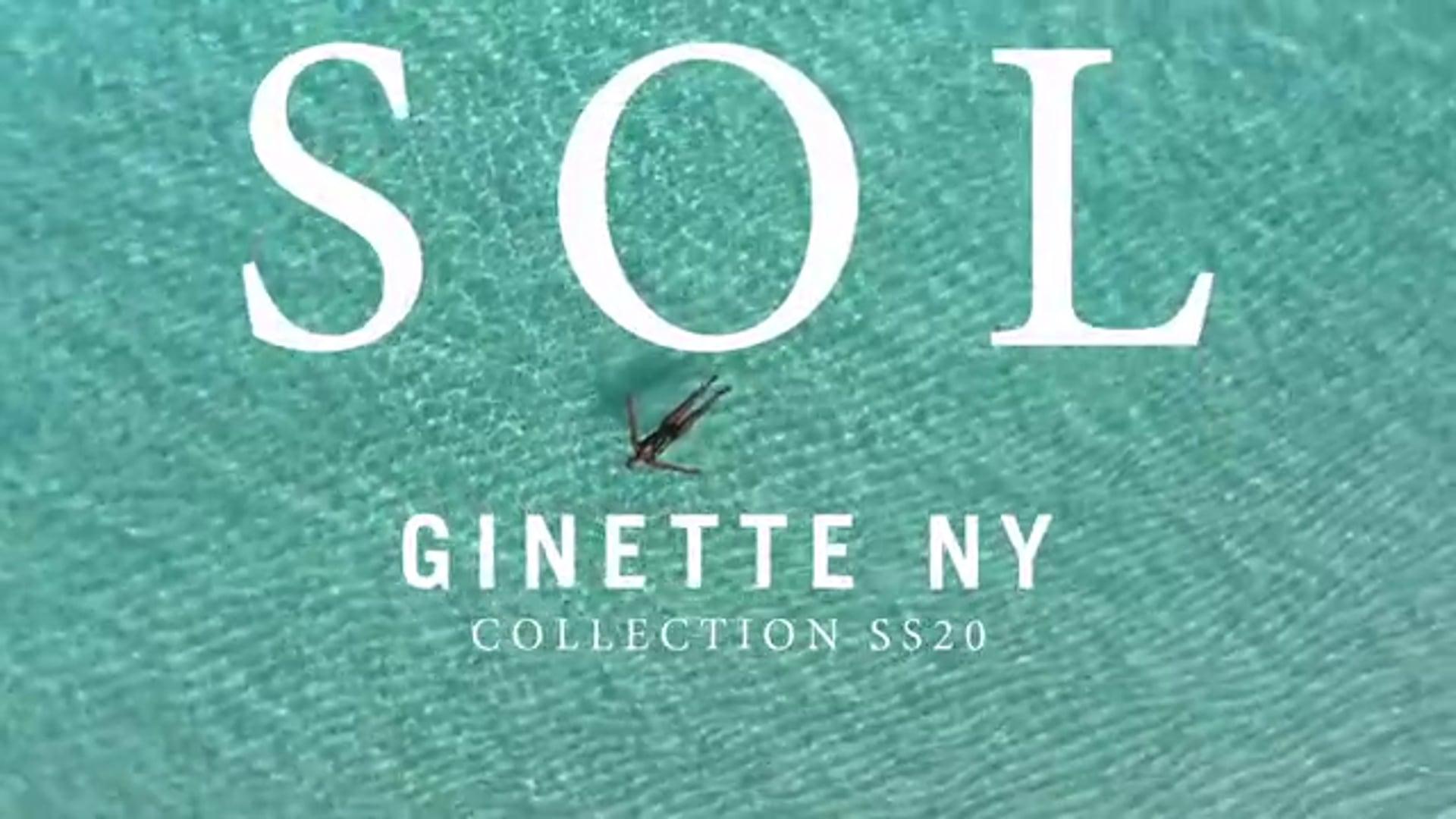 SOL Ginette NY SS20 Instamovie