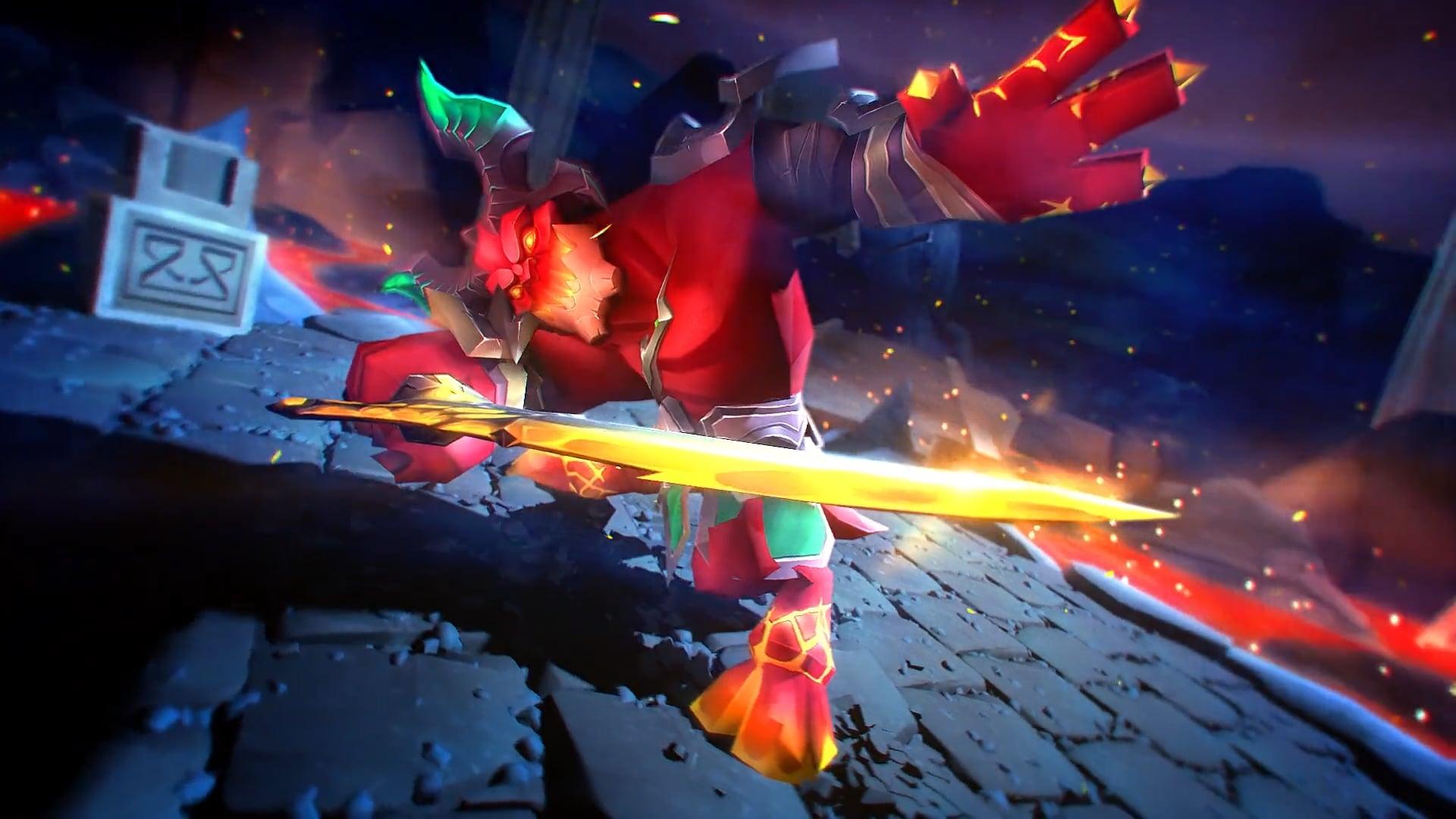 Ubisoft / Might & Magic Elemental Guardians / New Creatures Reveal