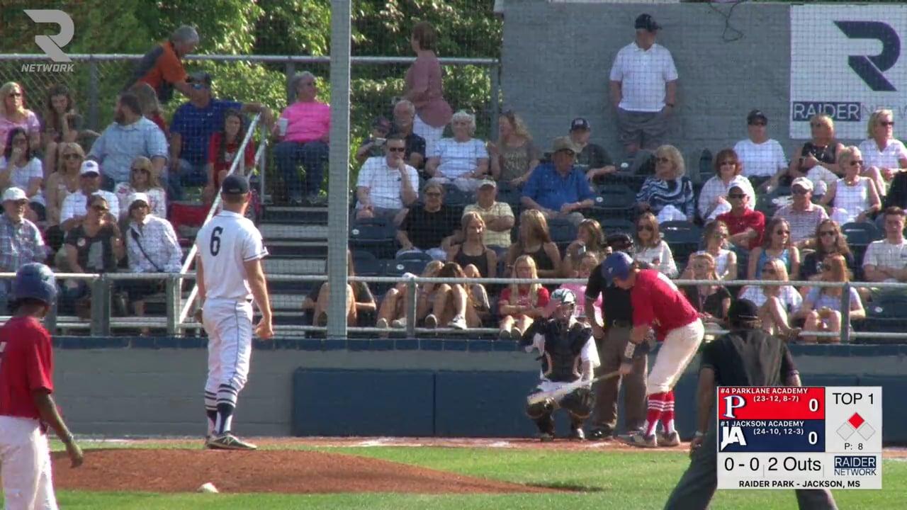 Varsity Baseball-2018-May-10-Parklane Academy (AAAA-1 Semis Game 2)