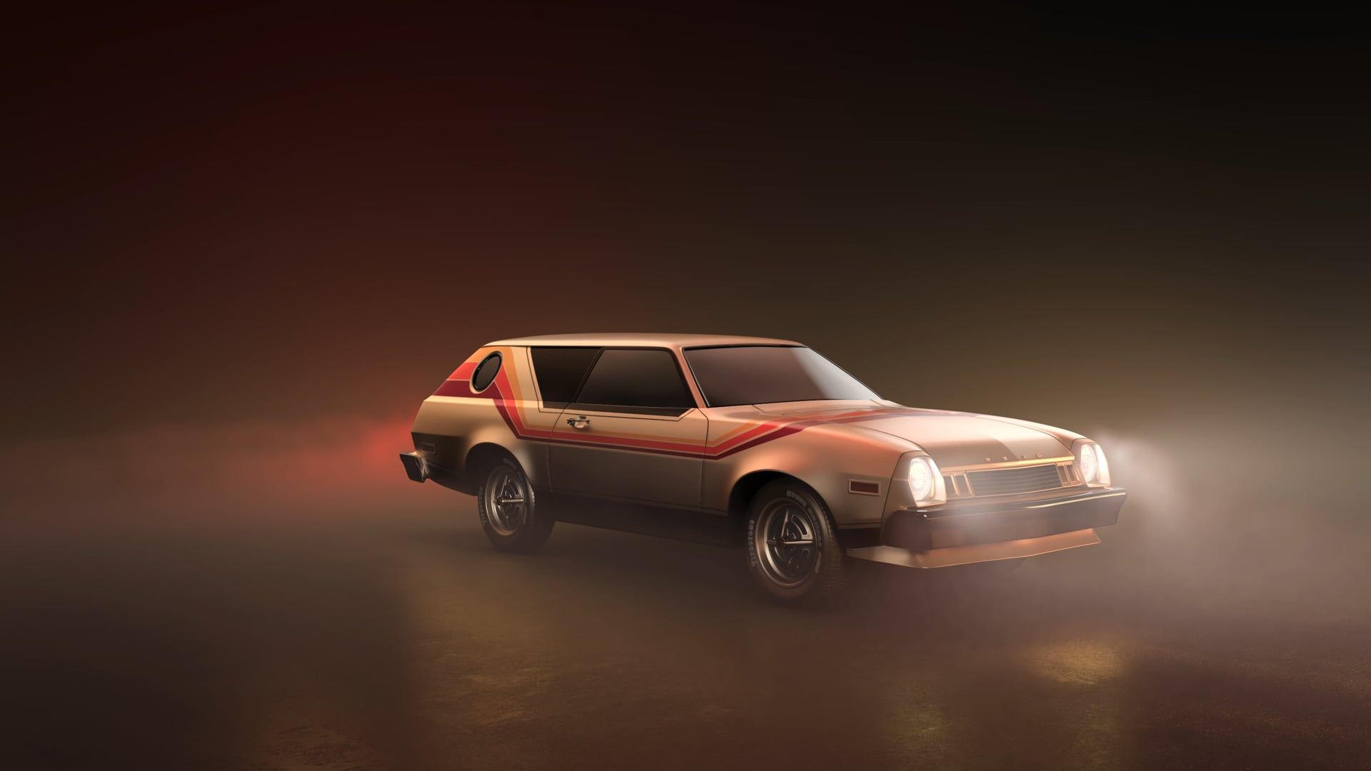 BLOATED MOTORS USA - FORD PINTO