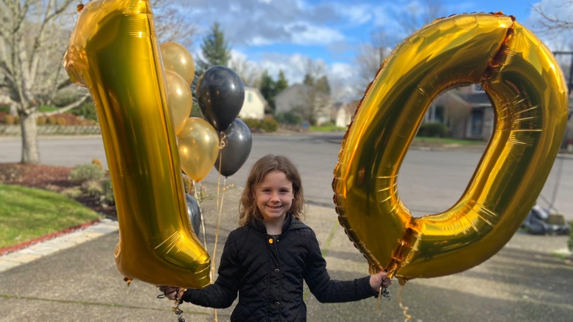 Savannah's 10th Birthday
