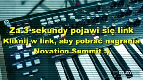 DEMO Novation Summit Improwizacje 96kHz