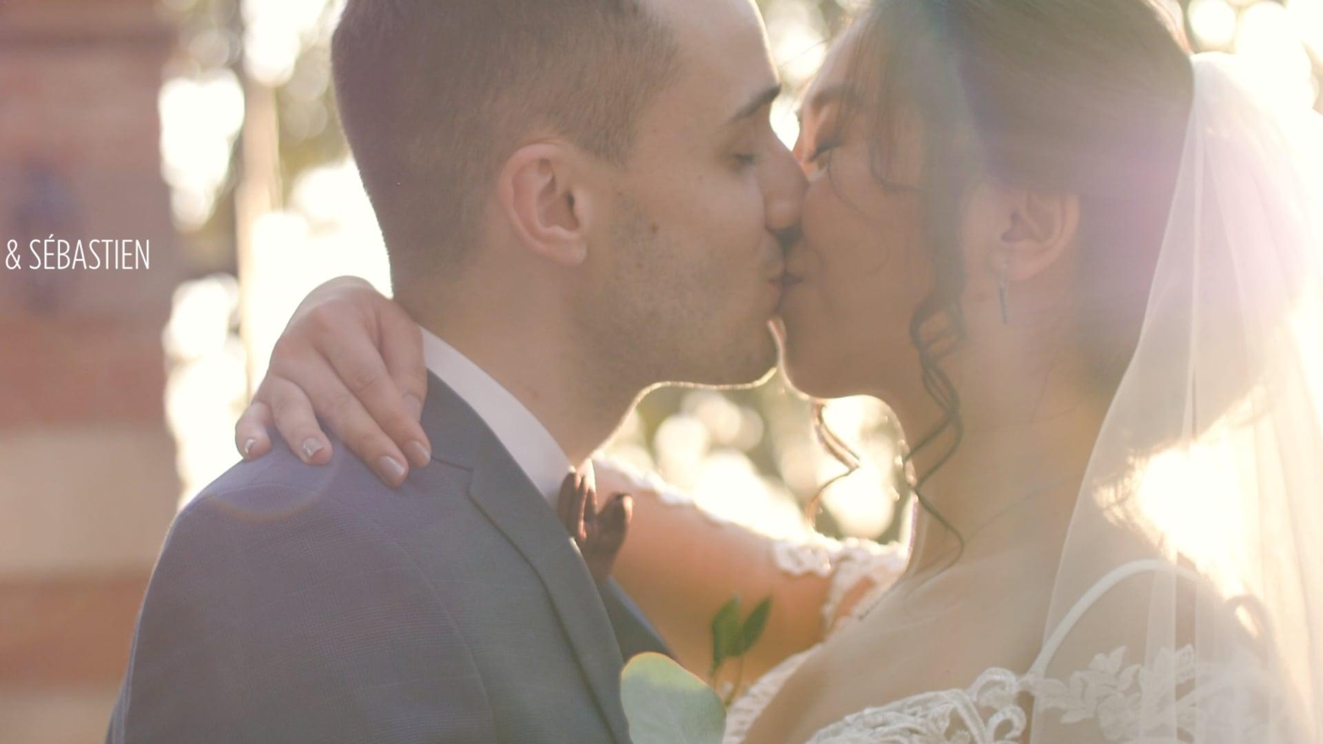 Film mariage Anne et Sébastien