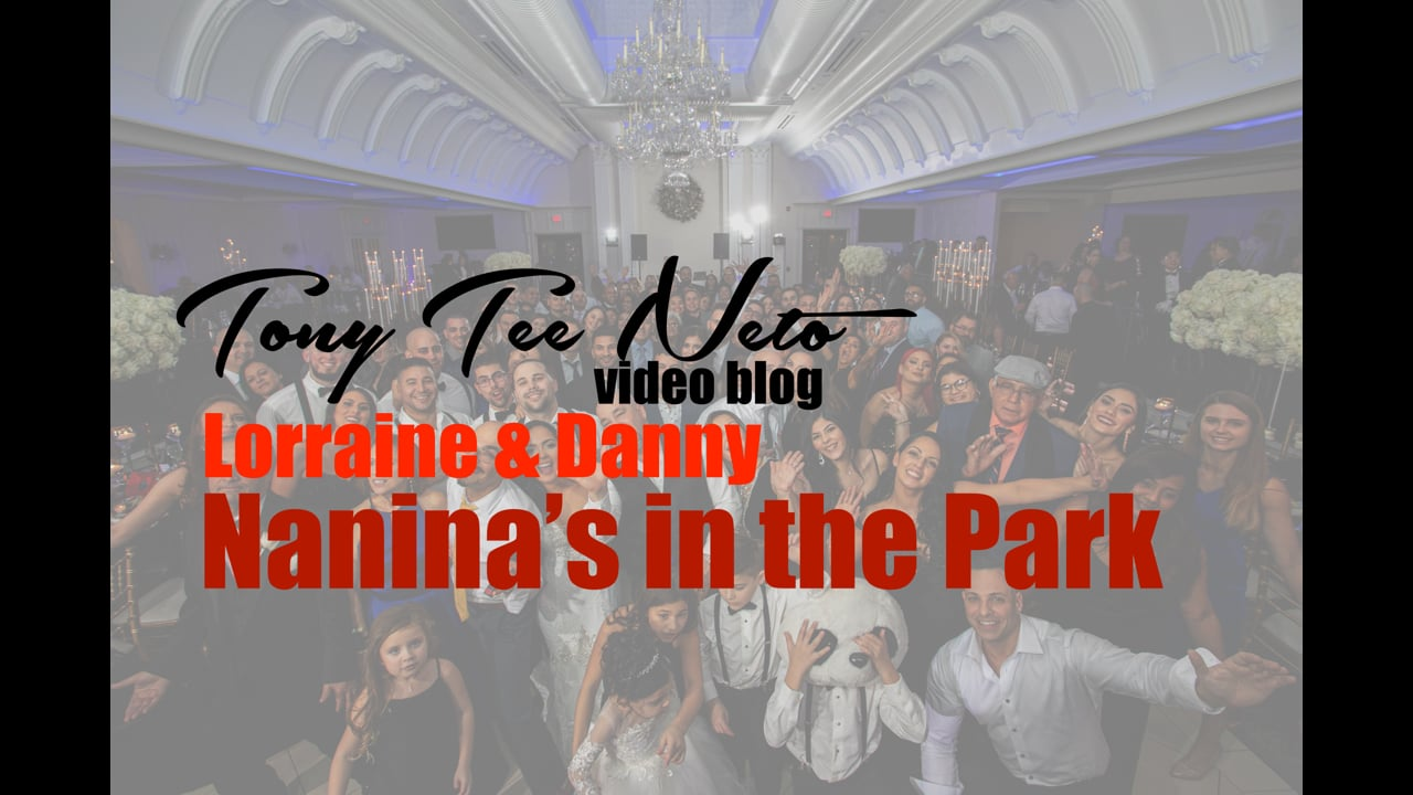 Real SCE Wedding - Lorraine & Danny  at Nanina's in the Park - SCE Event Group - Tony Tee Neto