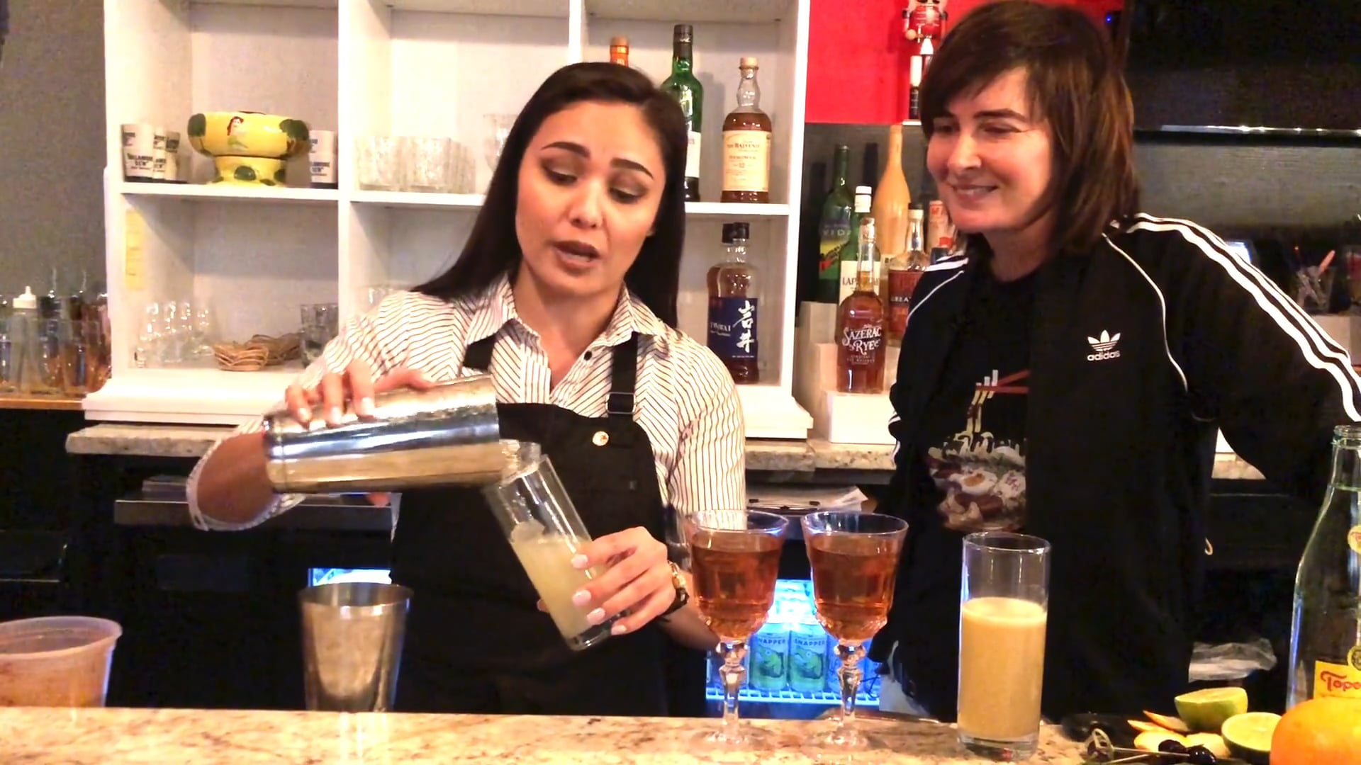 3 fiery ways to garnish cocktails