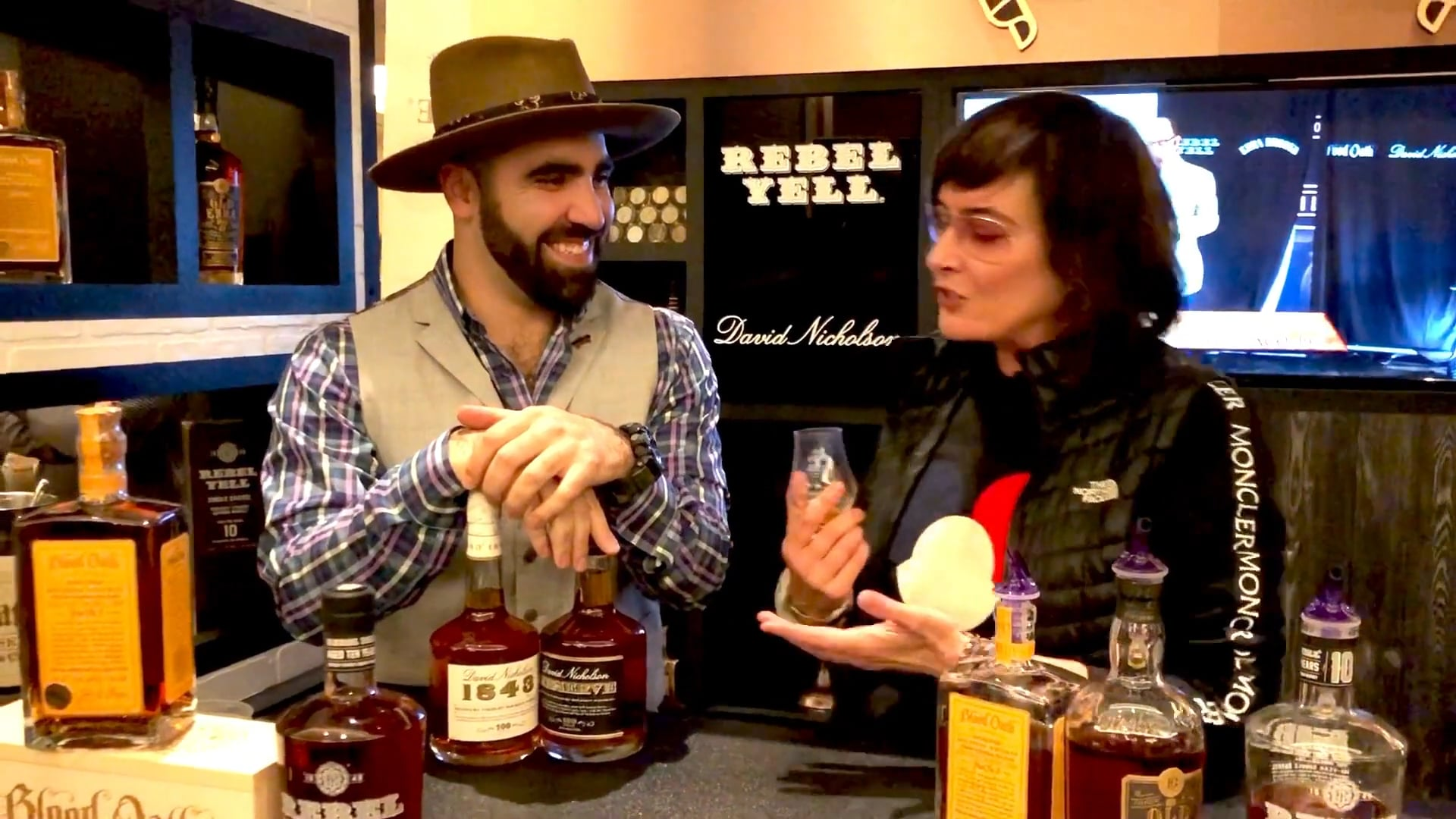 Sauce explores new whiskeys at Whiskey in the Winter 2019
