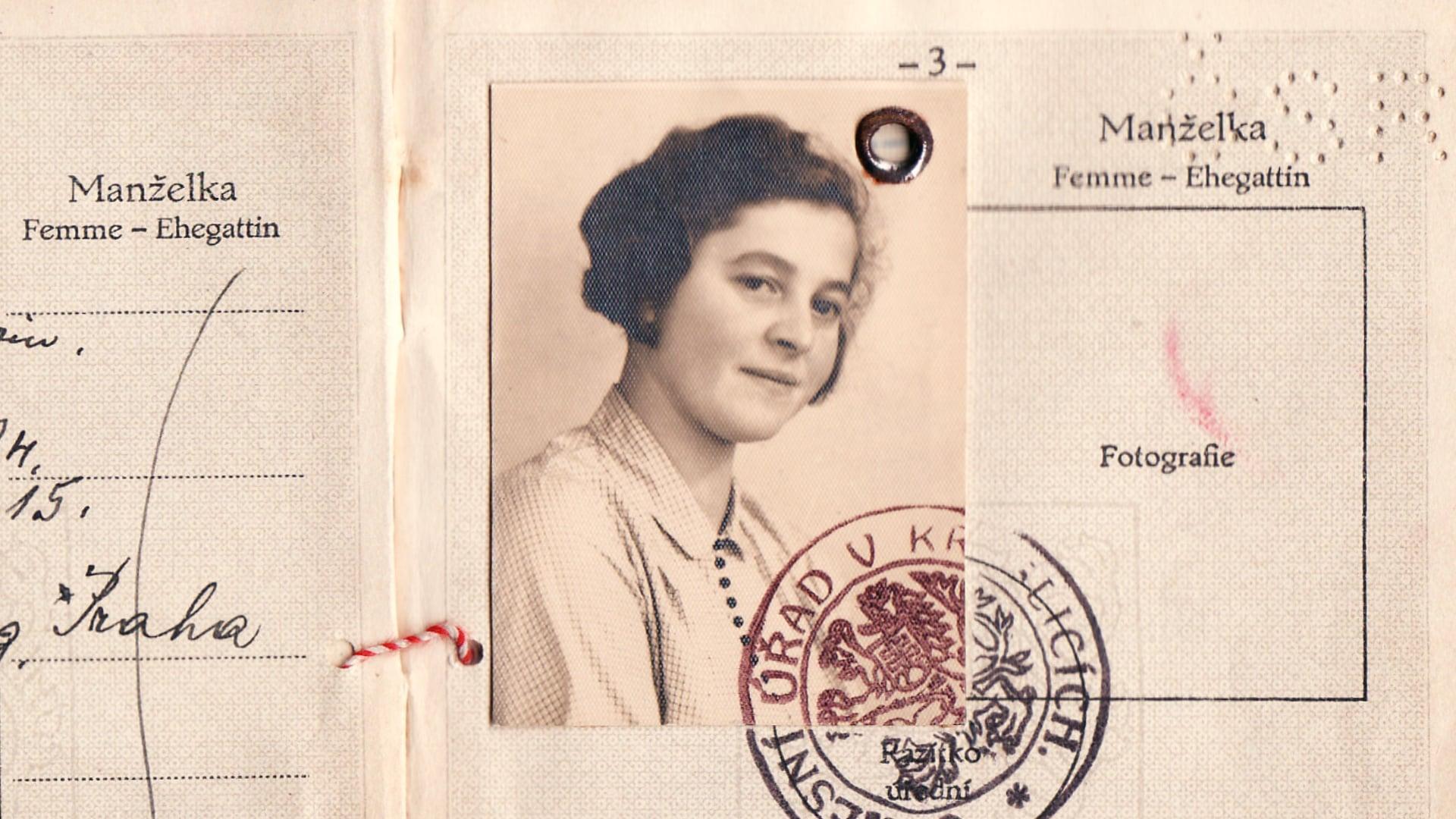 Complete Portrait Wanted of Markéta Ledererová - Trailer