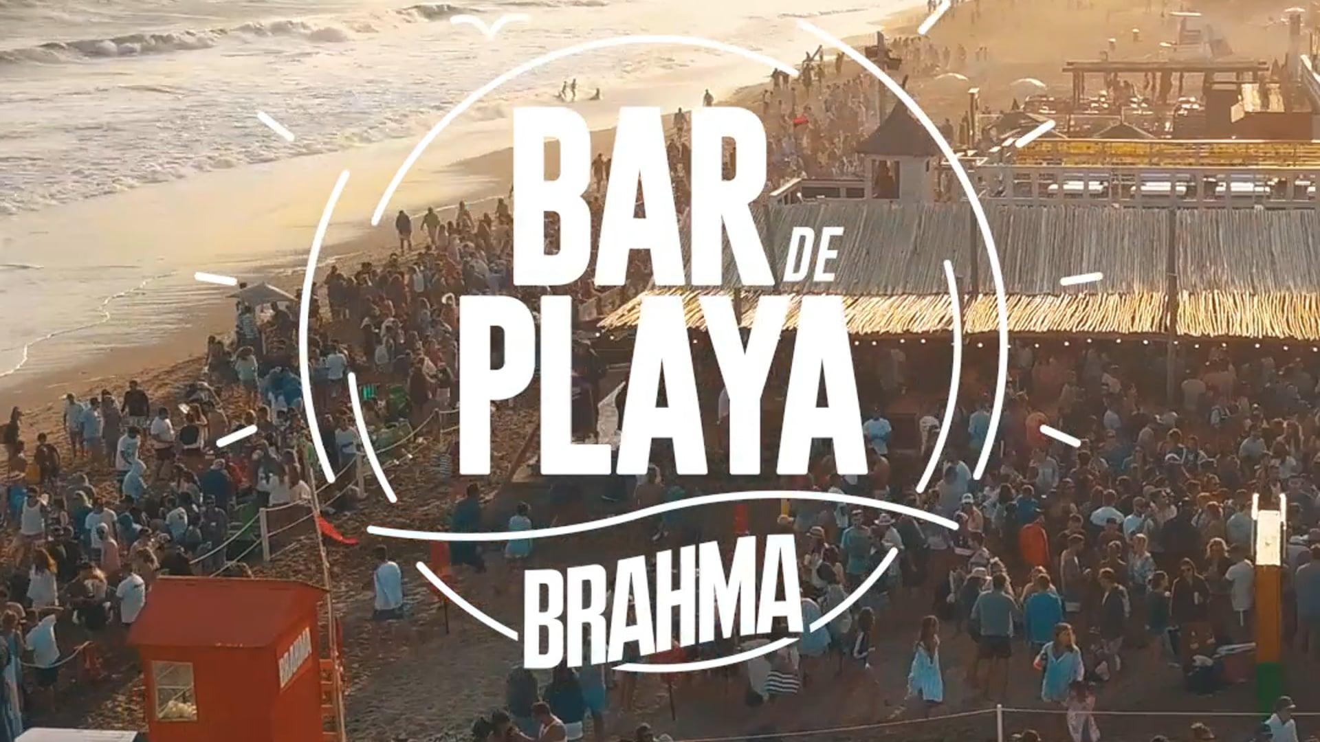 Brahma Bar De Playa - MDQ