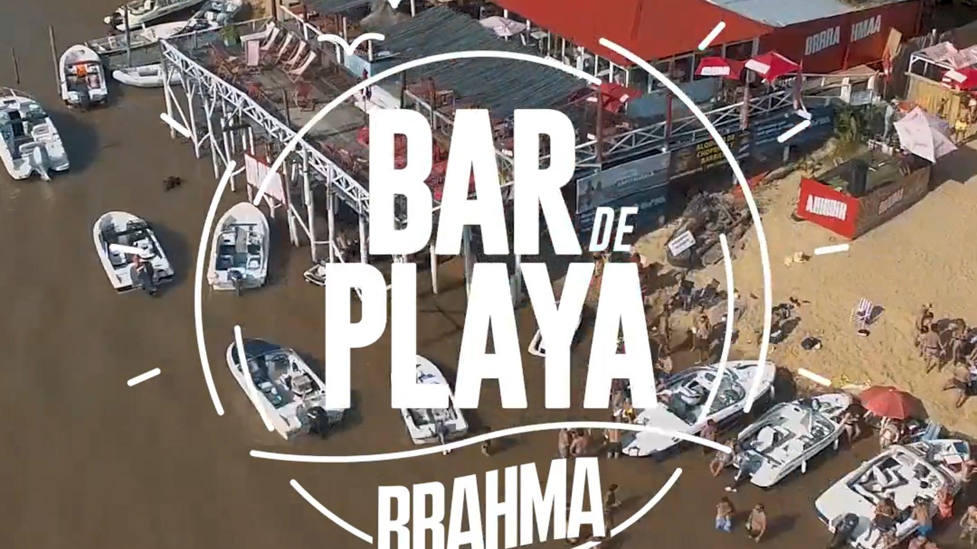 Brahma Bar De Playa - Rosario