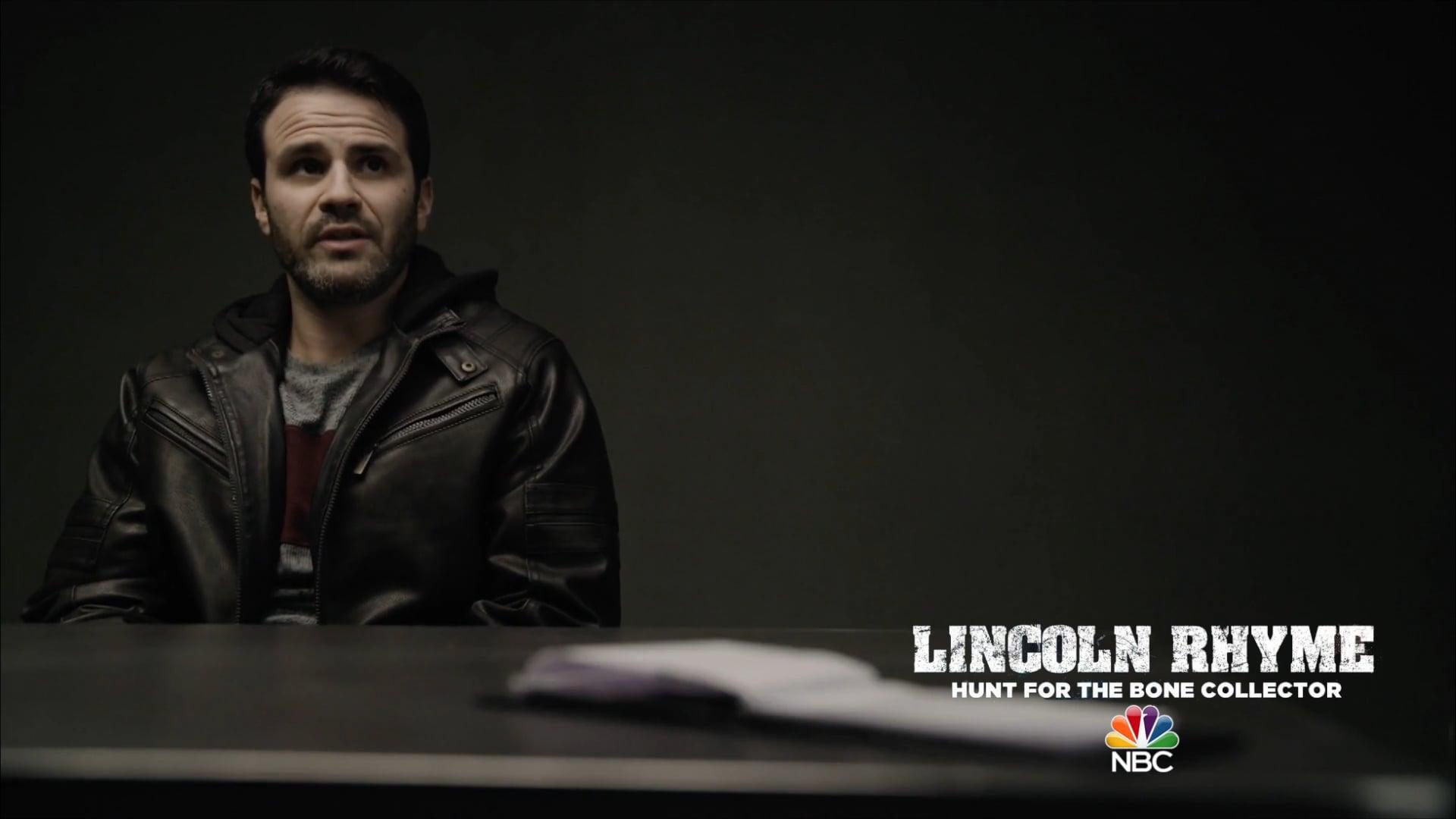NBC's Lincoln Rhyme Bone Collector