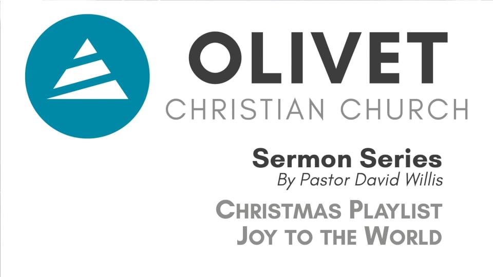 12-15-19 Christmas Playlist - Joy to the World