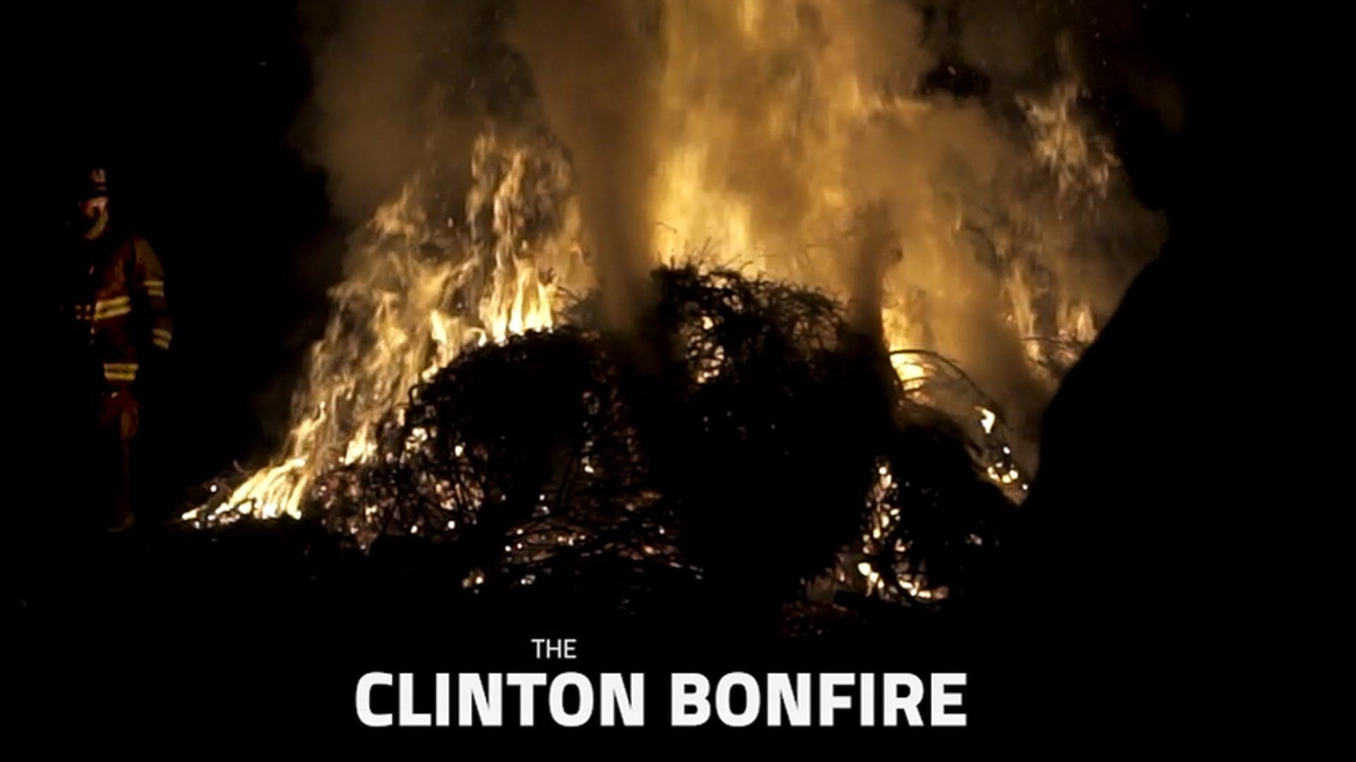 CLINTON BONFIRE 2-1