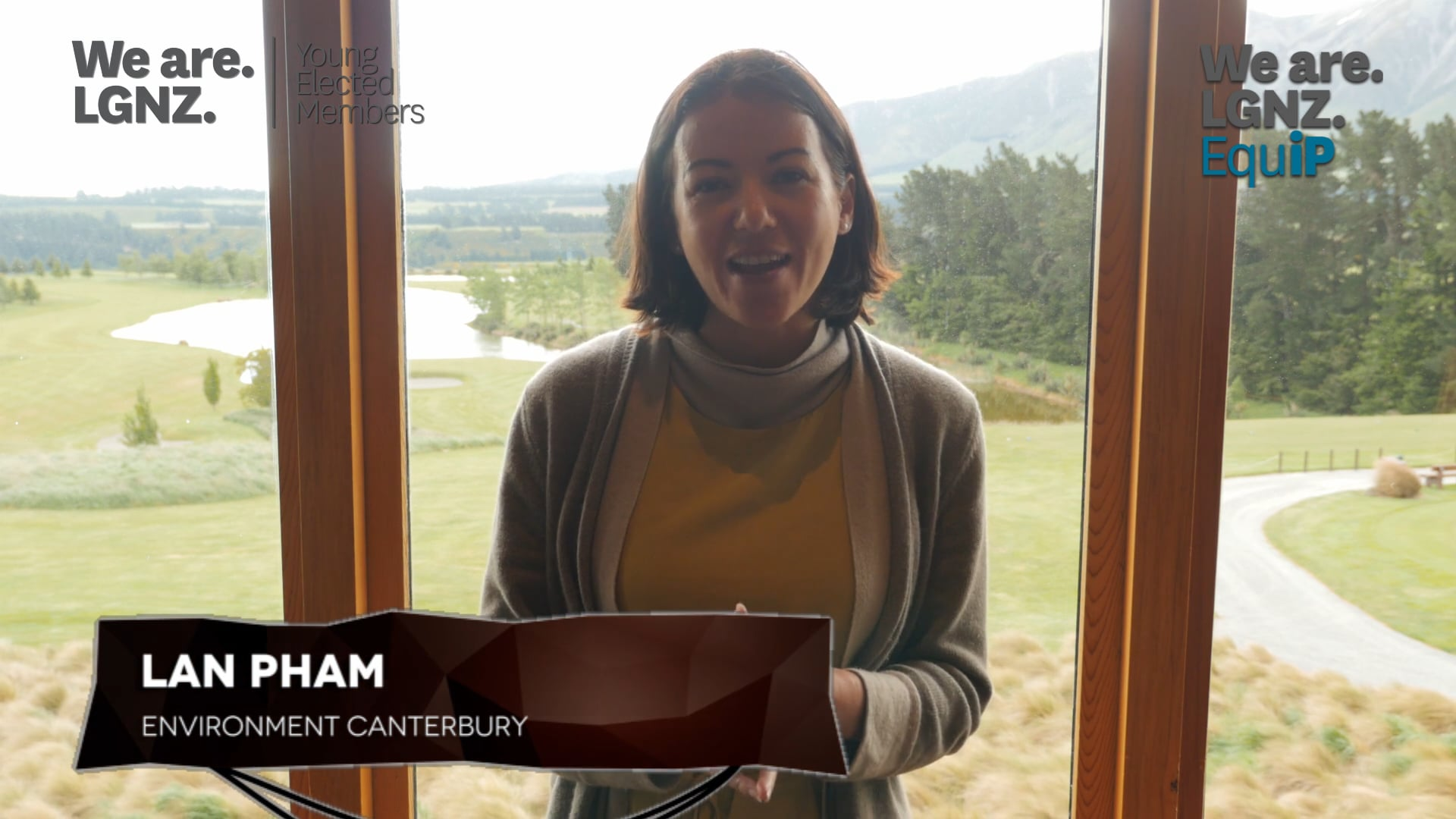 Lan Pham - Why should young people run for local govt