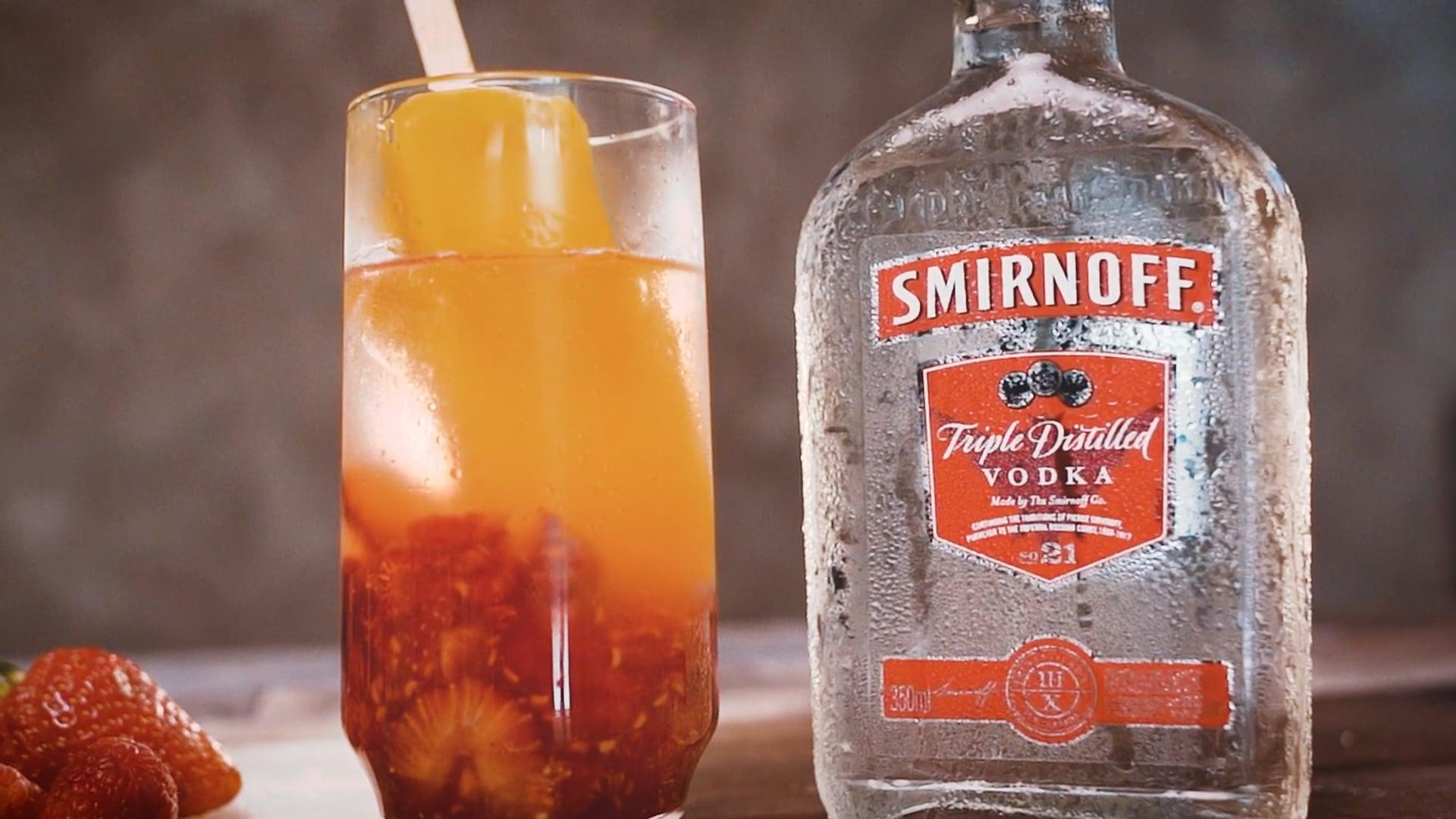 SMIRNOFF - DRINK IT UP