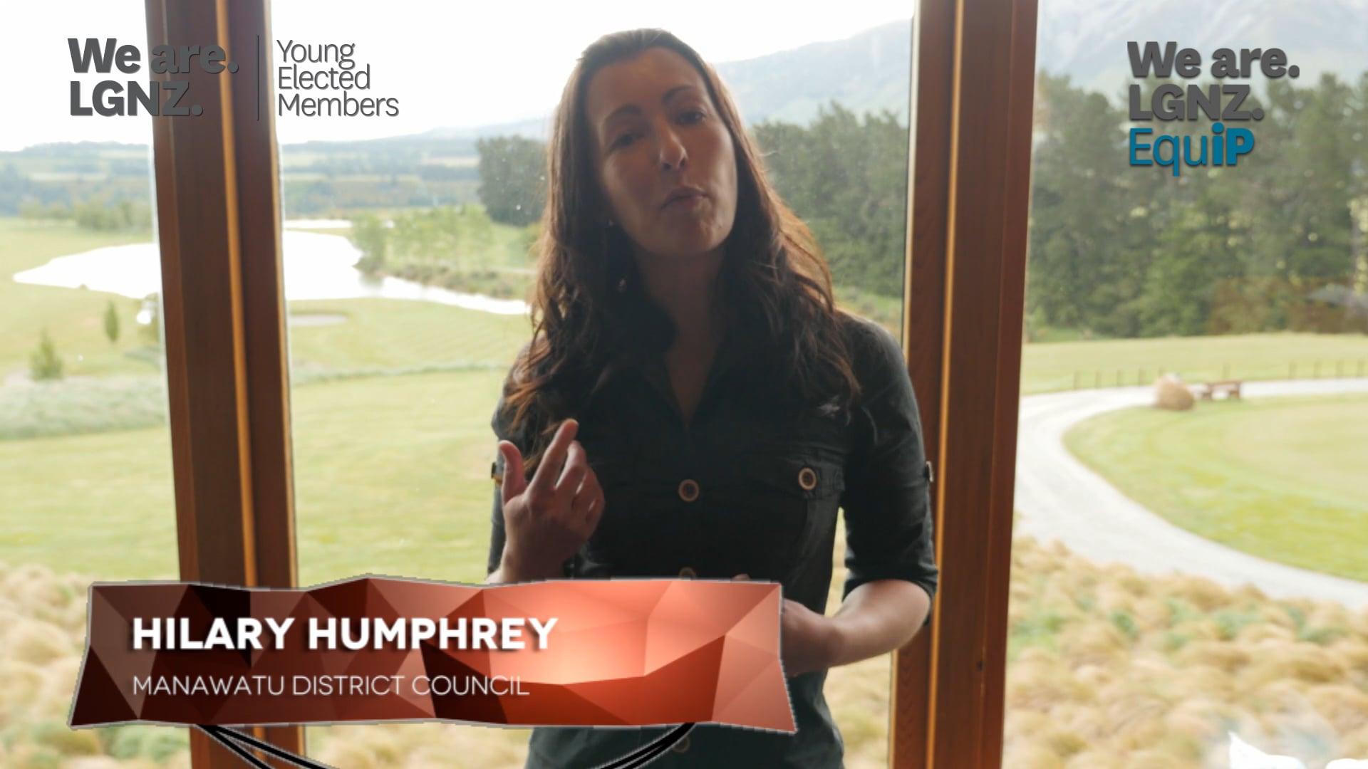 Learning Digitally - Hilary Humphrey