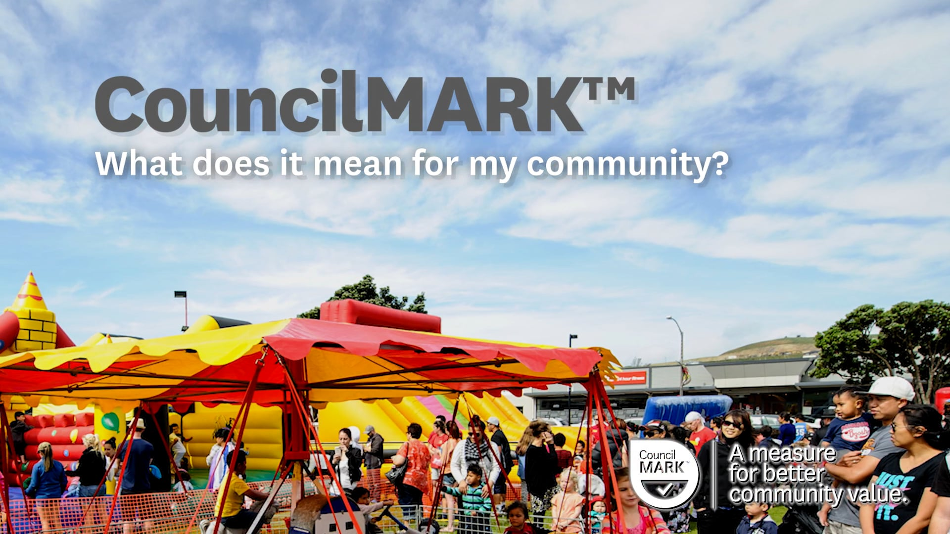 CouncilMARK - What does it mean for my community?