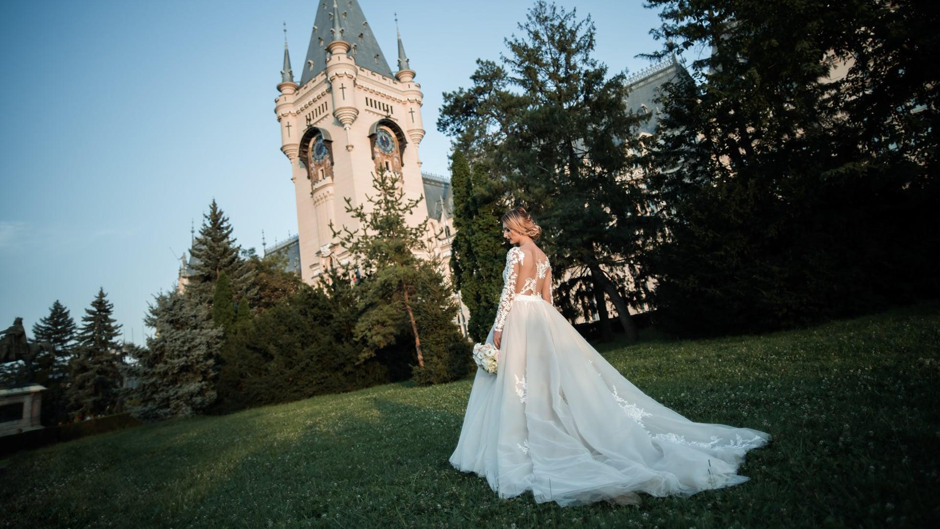 Wedding Day / Palace of Culture Iasi / Romania
