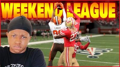 Weekend League Grind! - Stream Replay