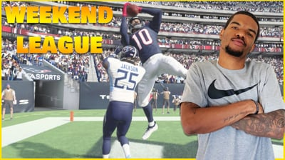 Going Off in Weekend League! Crazy Games - Stream Replay