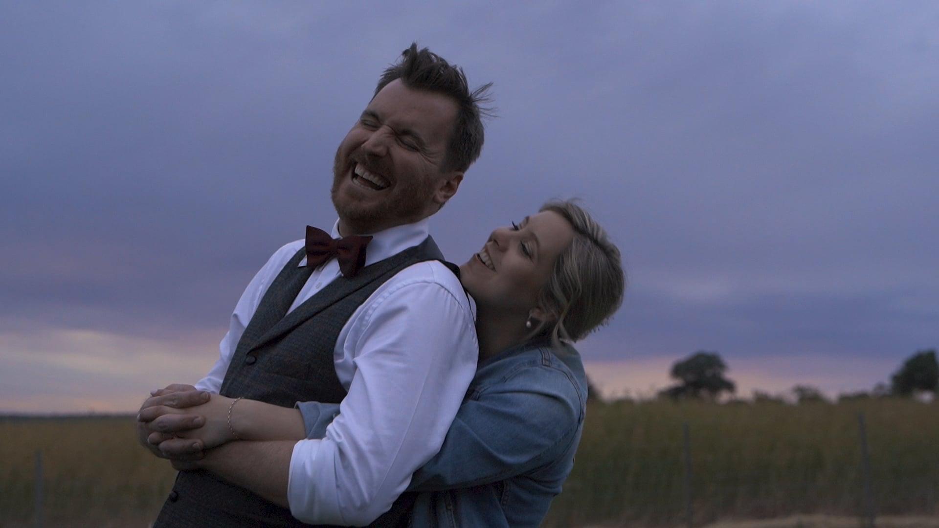 Rob & Caitlin Yolloyds Wedding Highlights