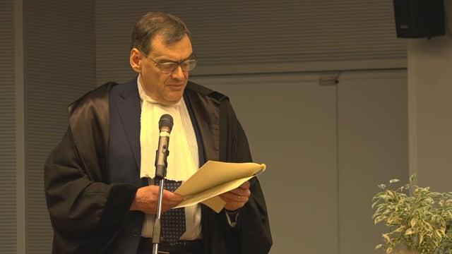 1/02/2020 Inaugurazione anno giudiziario 2020. L'intervento del presidente Giampiero Cassi