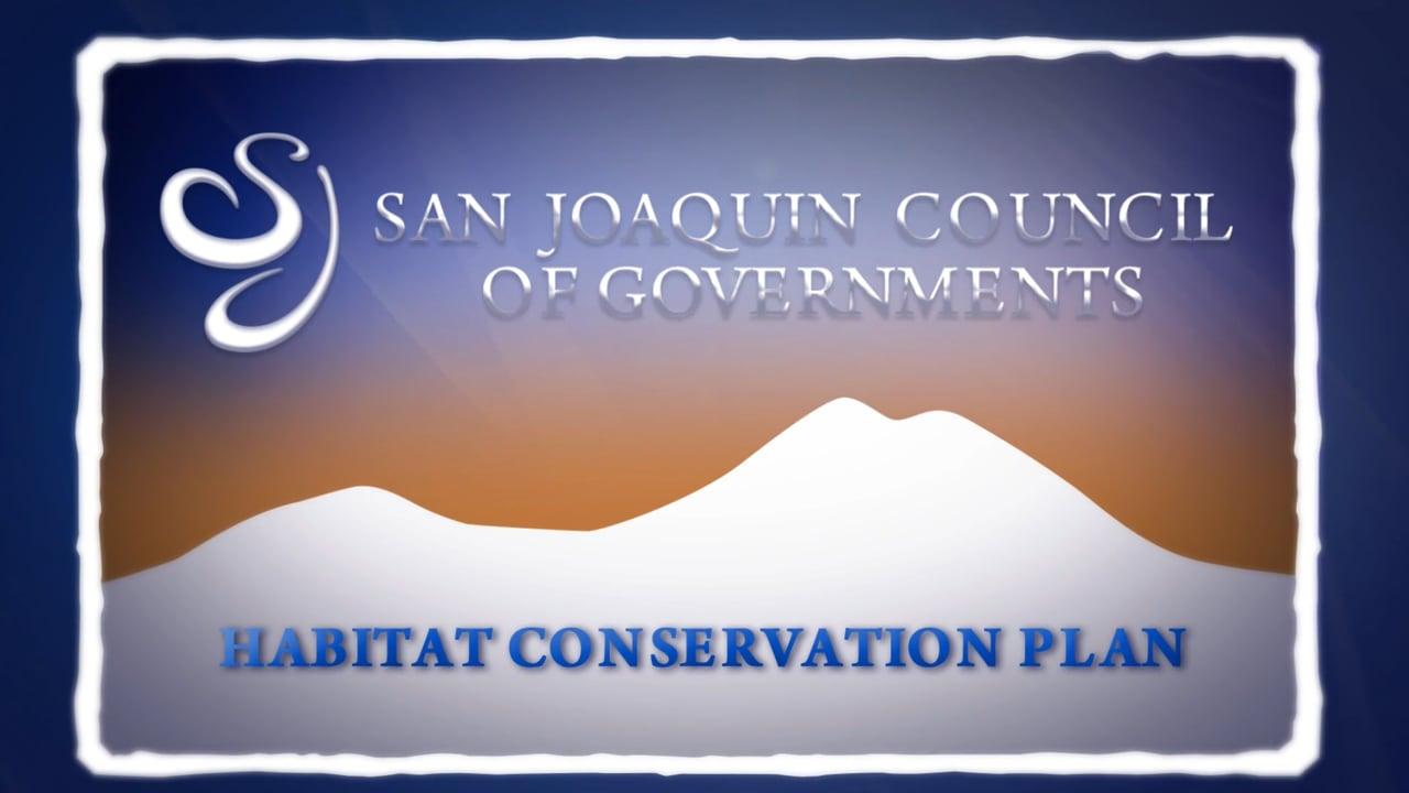 San Joaquin County Multi-Species Habitat Conservation and Open Space Plan - SJCOG