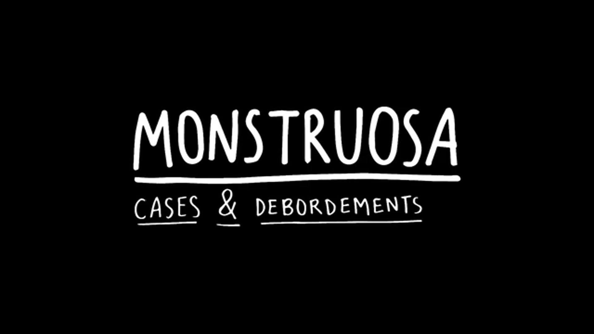 Monstruosa, Cases et débordements. Une semaine autour de l'illustration à l'ÉSAL - 2019