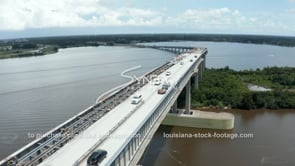 1489 Interstate infrastructure repair Lake Charles road construction