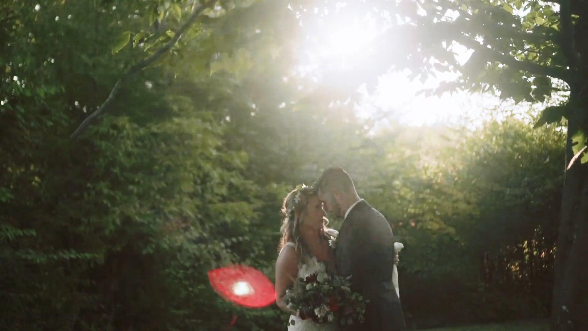 Melanie and James Highlight