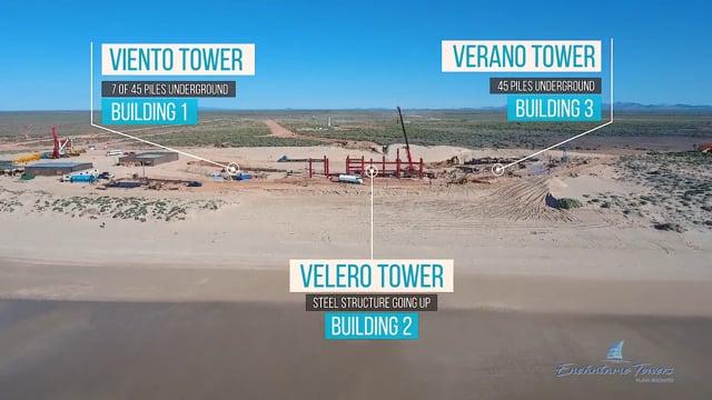 Encantame Towers - January 2020 Update