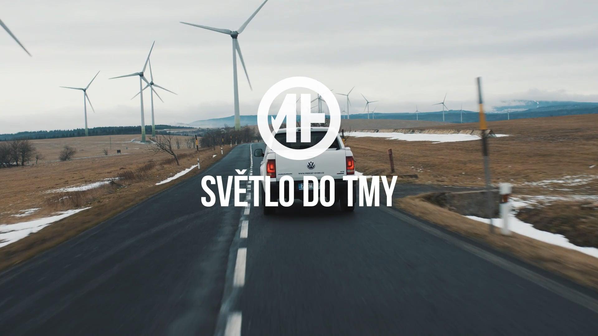 MICHAL HRUZA / SVETLO DO TMY
