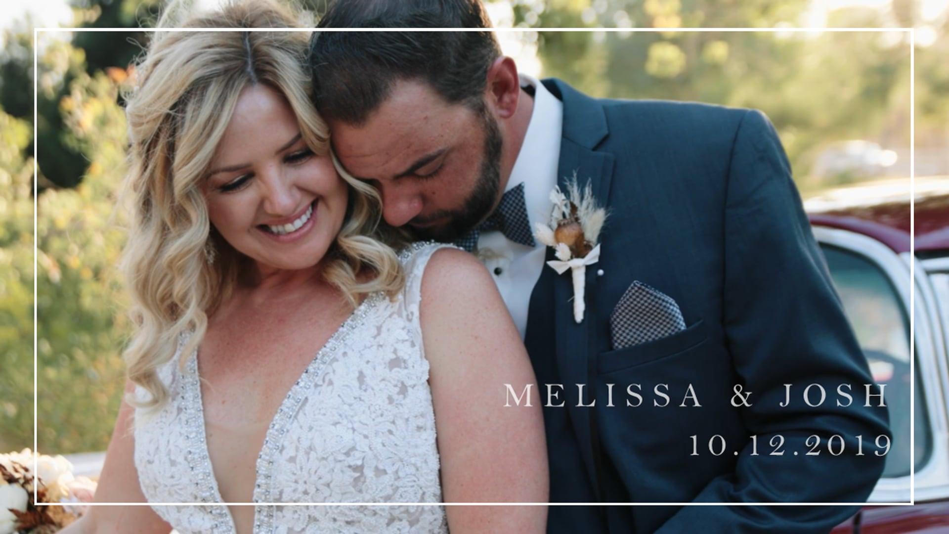 Melissa & Josh // Springville Ranch