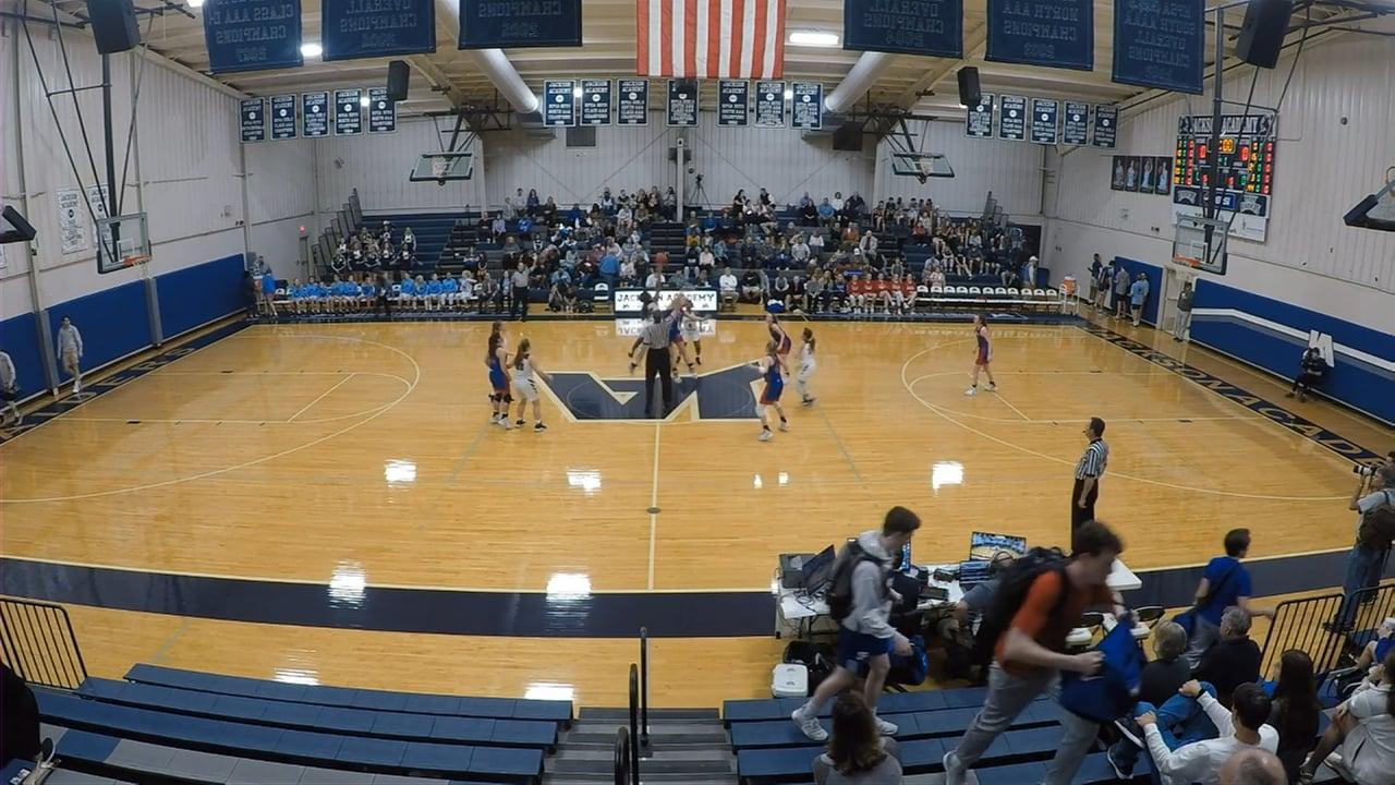 Varsity Girls Basketball-2020-Feb-4-Parklane Academy