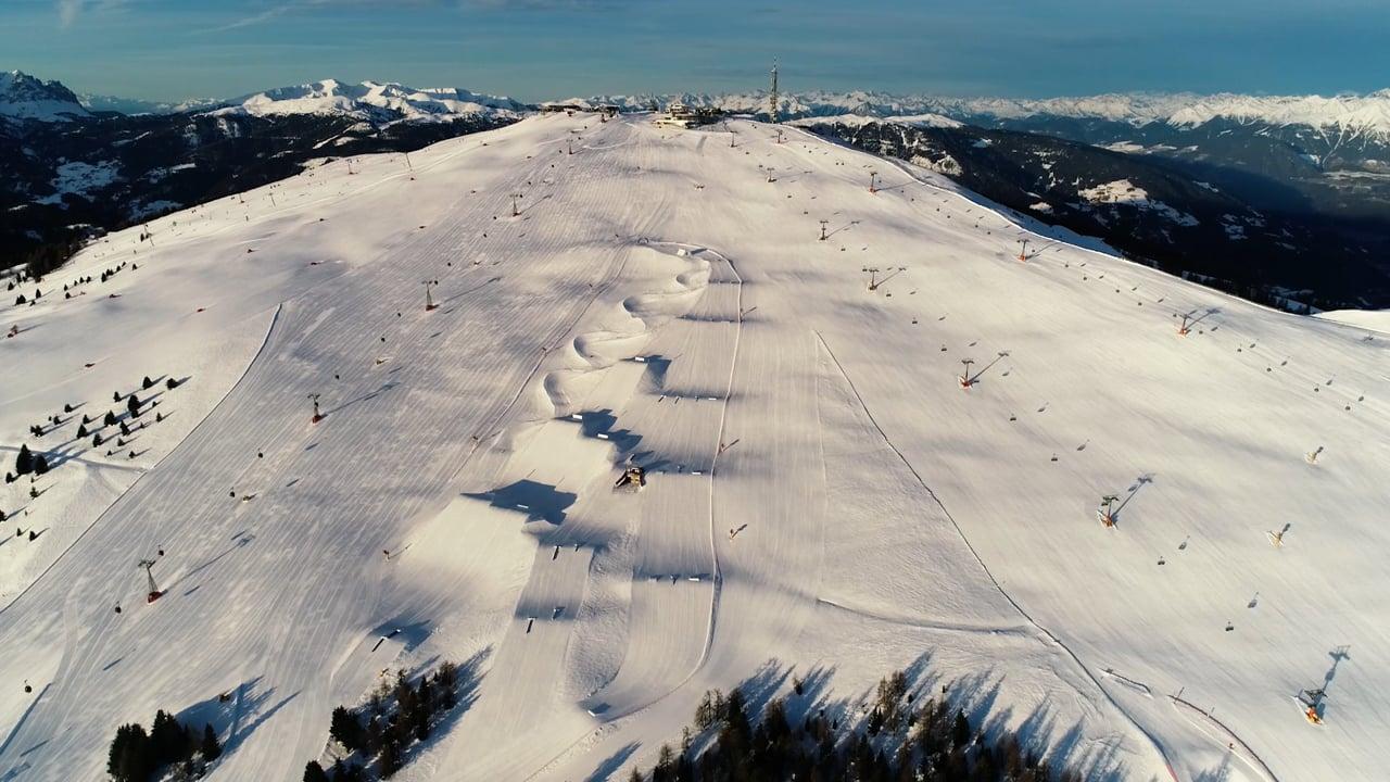 Kronplatz Snowpark - Course Preview