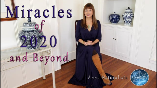 Miracles of 2020 and Beyond