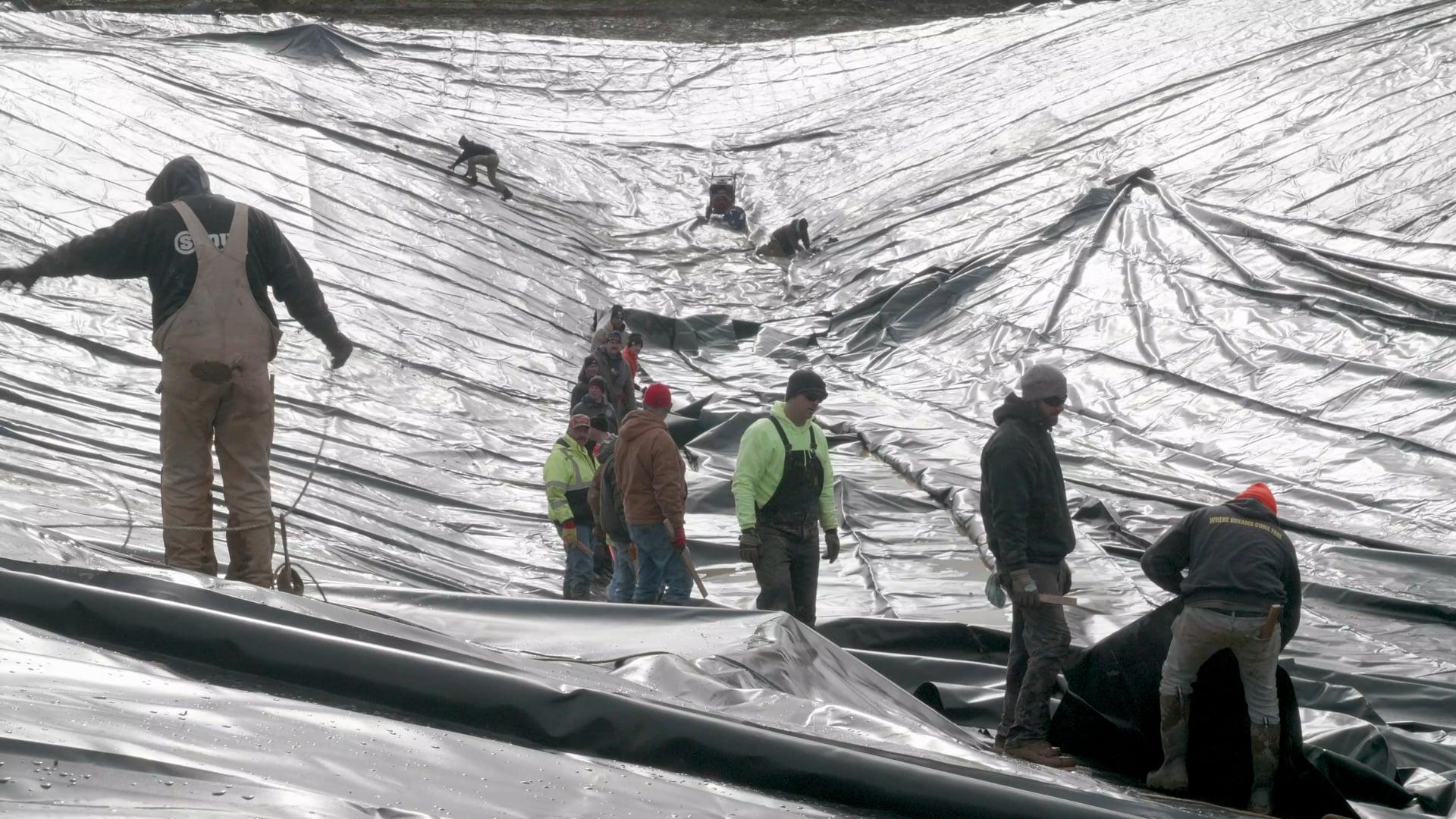 Seaman Corporation: Apple Creek Install
