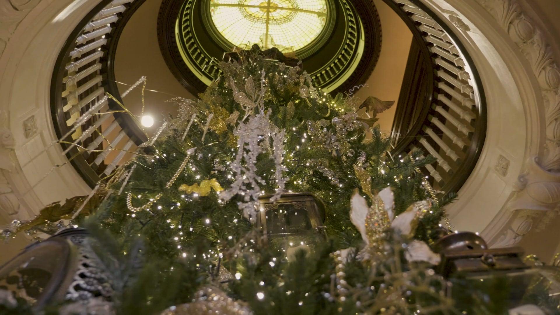 Sebring Mansion: Christmas