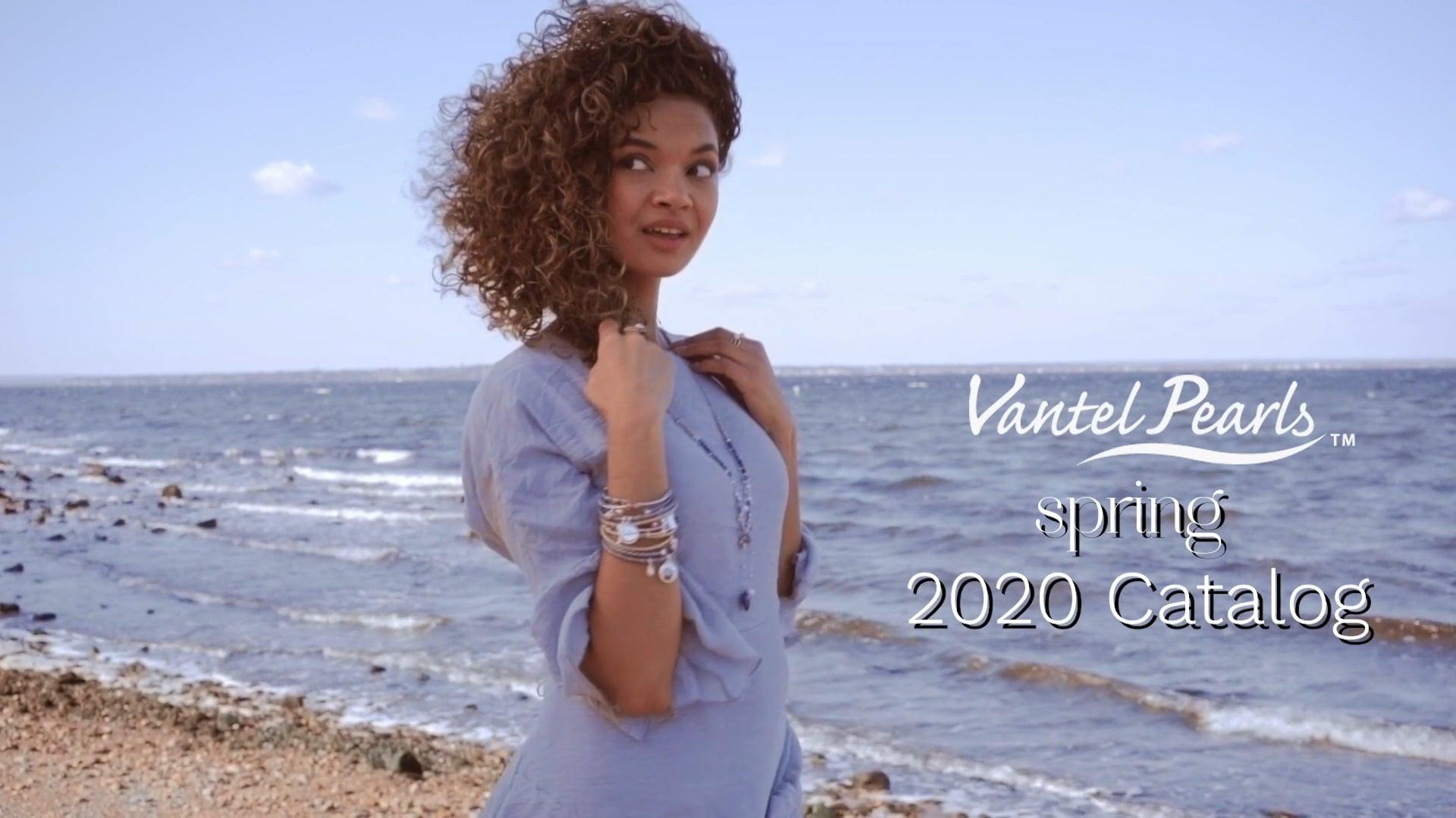 Vantel Pearls - 2020 Spring Catalog