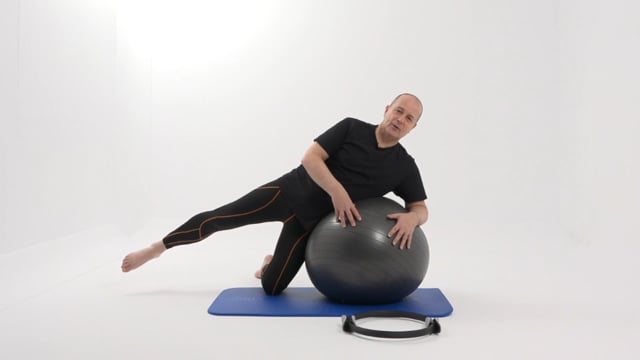 Pilates Plus : with Ring & Stability Ball