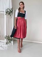 Gottseidank Dirndl Marei ST Fichte-Kirschblüte