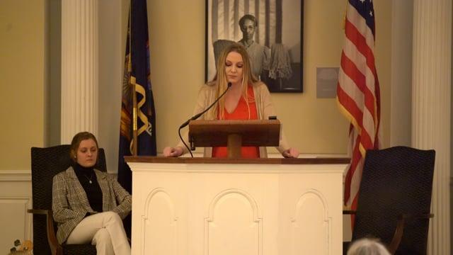 Millbrook Chapel Talk - Hope Murphy '20.mov