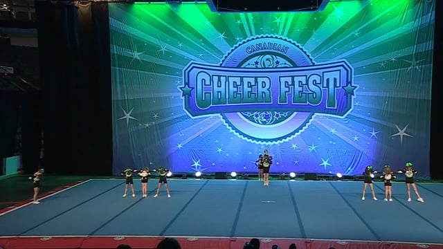 Academy of Cheer Excellence  Audio Slave - Youth Prep 1