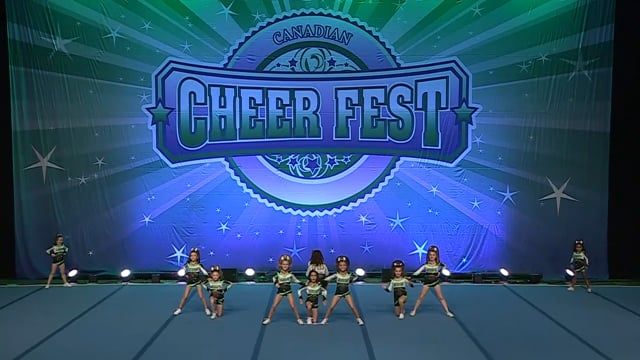 Academy of Cheer Excellence  The Foo Fighters - Youth 1 R1