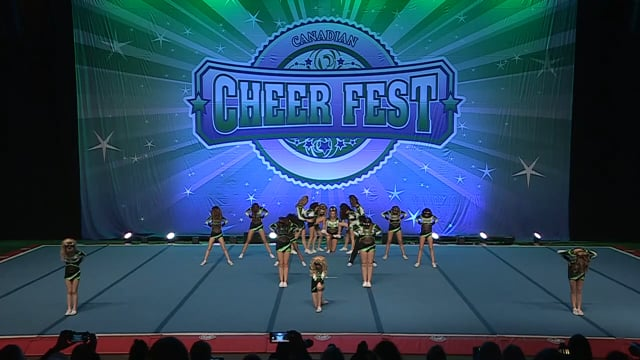Academy of Cheer Excellence  The Clash - Intl Junior  2 R1