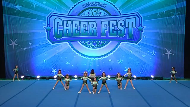 Academy of Cheer Excellence  The Foo Fighters - Youth 1 R2