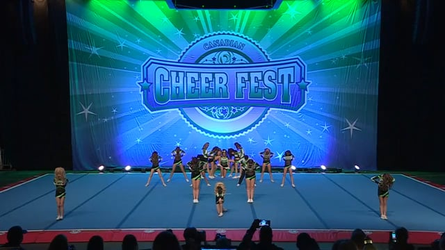 Academy of Cheer Excellence  The Clash - Intl Junior 2 R2