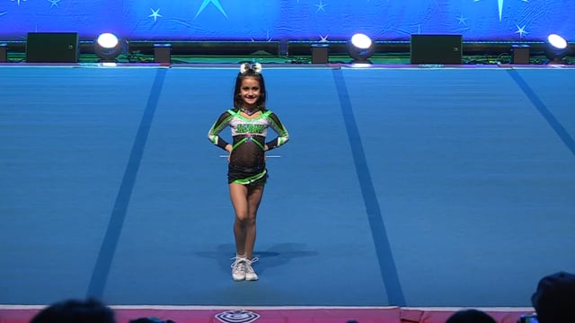 Academy of Cheer Excellence  Willow - Mini 1 Indy