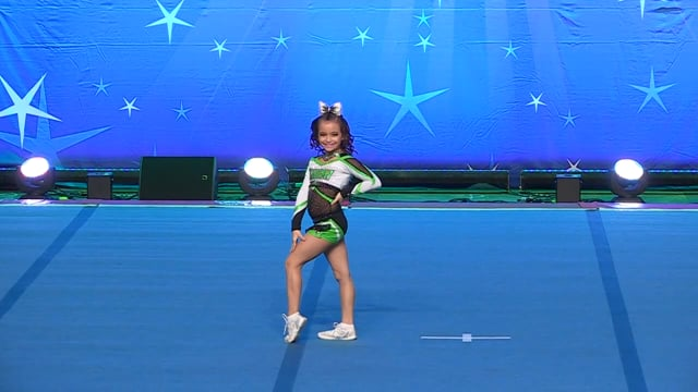 Academy of Cheer Excellence  Evie - Mini 2 Indy