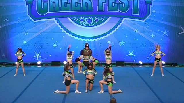 Academy of Cheer Excellence  Quiet Riot - Open (IASF) 4 R2
