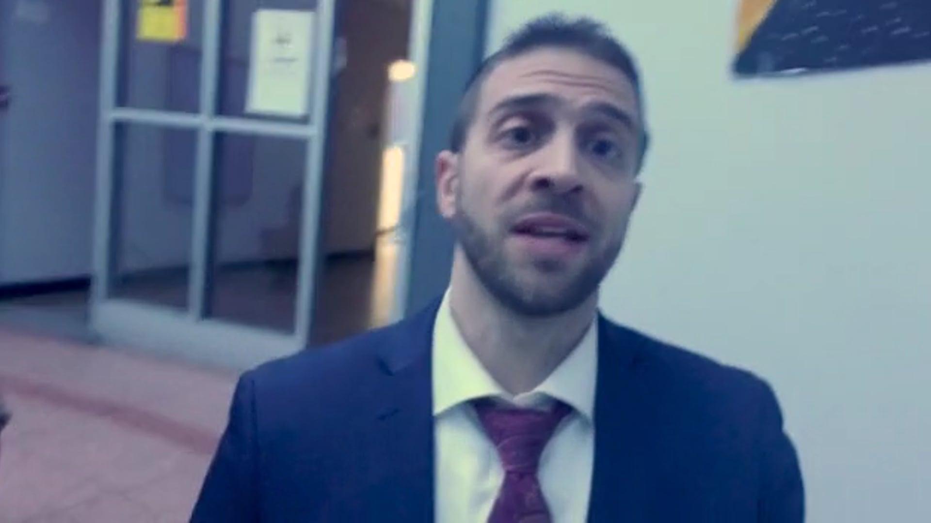 Rabbi Fitness - FFA Promo